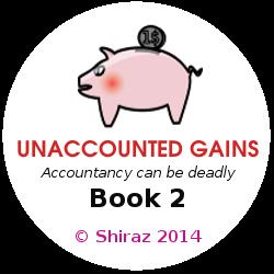 Unaccounted Gains Book 2